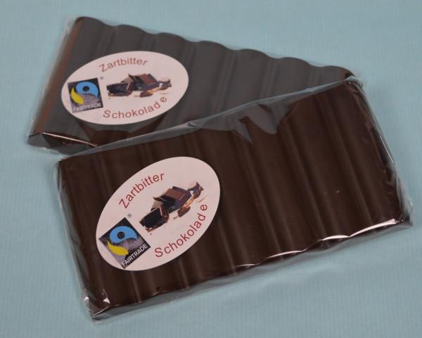 FAIRTRADE Zartbitterschokolade