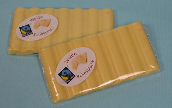 FAIRTRADE Weiße Schokolade