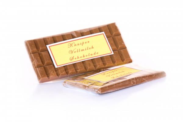 Knusper Vollmilch Schokolade